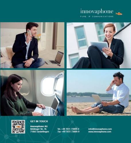 innovaphone publica Whitepaper sobre Anywhere Workplace