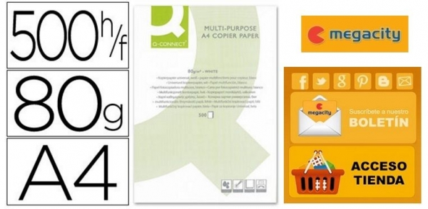 Megacity empresa aragonesa l der en material de oficina for Empresas material de oficina