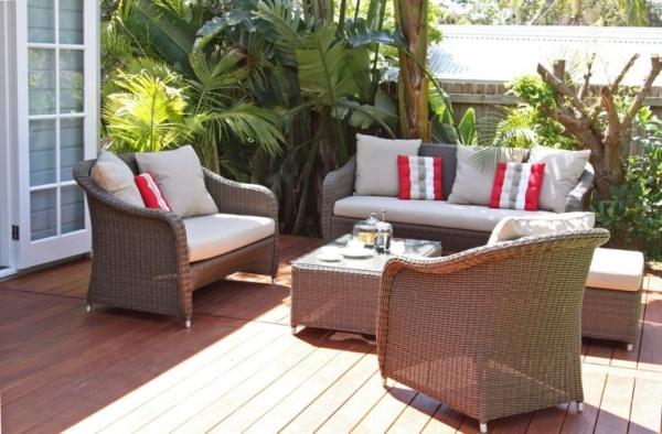 Consejos de dise o ecl ctico para su hogar for Muebles jardin diseno