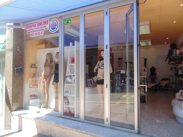 Sexshop, tienda de juguetes sexuales para adultos